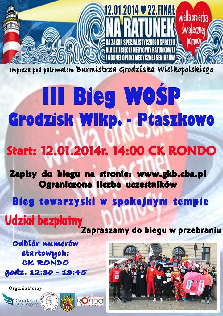 plakat WOŚP 2014