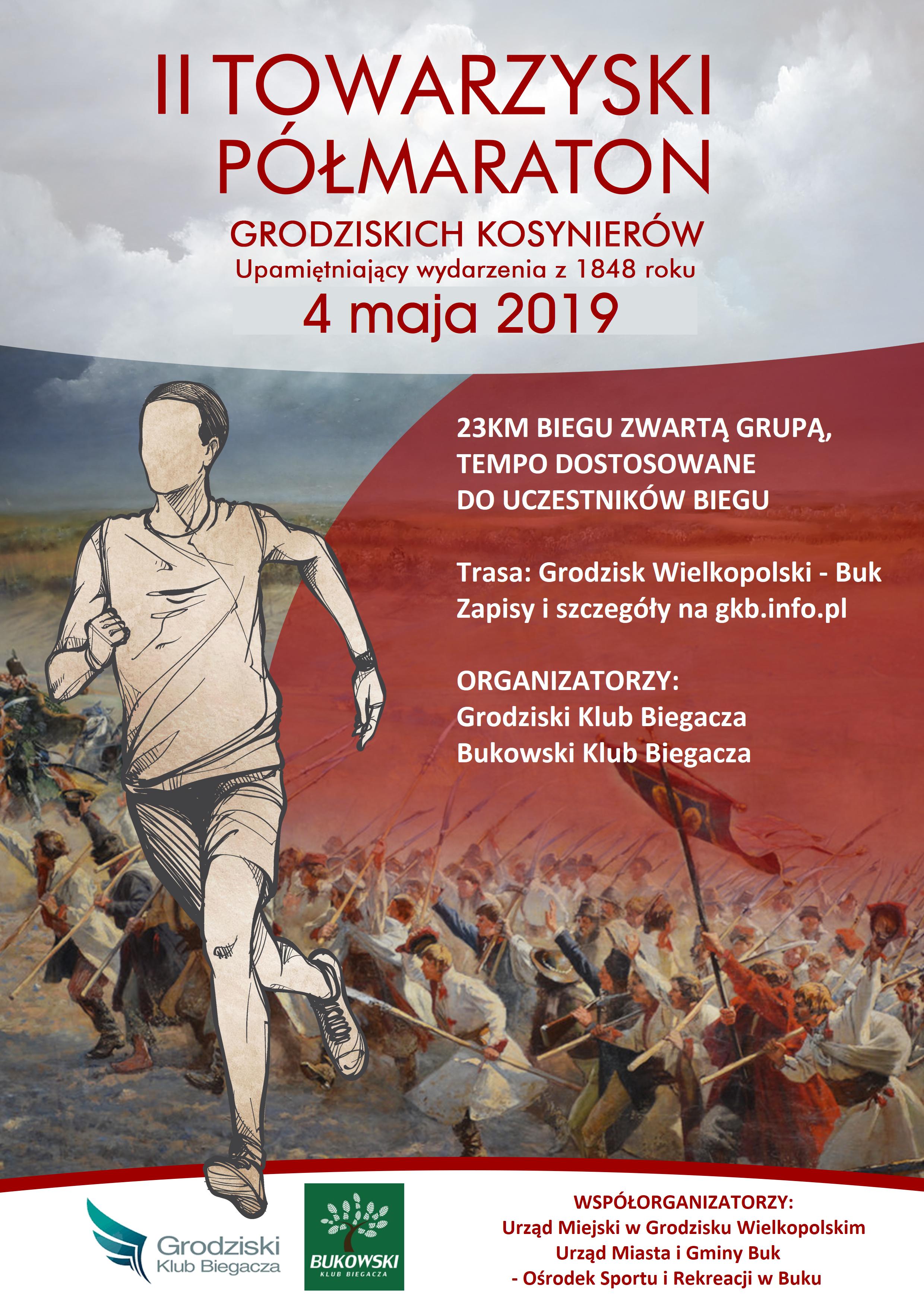 Półmaraton Kosynierów