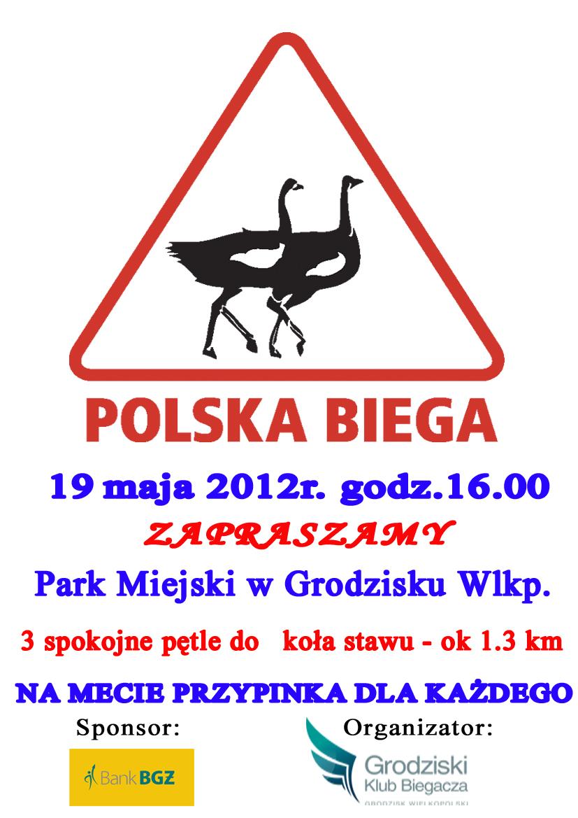 Polska Biega 2012